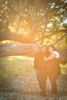 C & D Engagement Session- Georgetown, TX